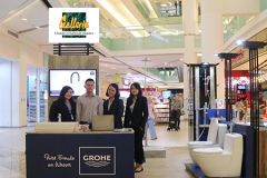 Exhibition Gandaria City, 22 April - 05 Mei  2019